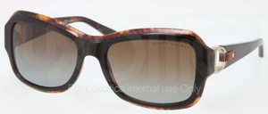 Ralph Lauren RL8107Q Top Black/Havana