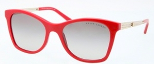 Ralph Lauren RL8113 Shiny Red