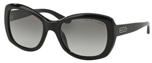 Ralph Lauren RL8132 Black w/ Gray Gradient Lenses