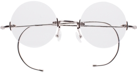 Dolomiti Eyewear RNB77 Cable Round Eyeglasses