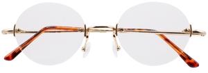 Dolomiti Eyewear RNB77 Skull P322 Eyeglasses