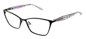 BCBG Max Azria Rosette Eyeglasses