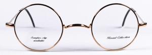 Dolomiti Eyewear Round 4 Shiny Gold