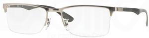 Ray Ban Glasses RX 8413 Palladium