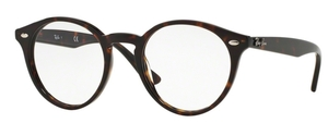 Ray Ban Glasses RX2180V Dark Havana