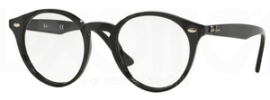 Ray Ban Glasses RX2180V Shiny Black