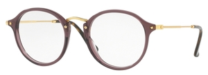 Ray Ban Glasses RX2447V Opal Brown