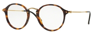 Ray Ban Glasses RX2447V Brown Havana