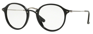 Ray Ban Glasses RX2447V Shiny Black
