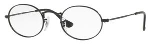 Ray Ban Glasses RX3547V OVAL Eyeglasses