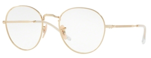 Ray Ban Glasses RX3582V Gold 2500