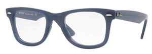Ray Ban Glasses RX4340V Wayfarer Blue
