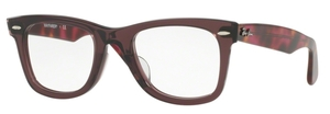 Ray Ban Glasses RX5121F Wayfarer Eyeglasses