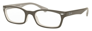 Ray Ban Glasses RX5150 Grey Ice Beige
