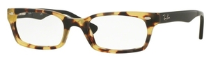 Ray Ban Glasses RX5150 Yellow Havana