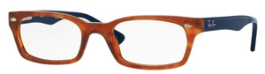 Ray Ban Glasses RX5150 Yellow Tortoise