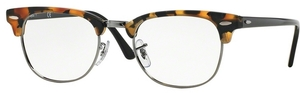Ray Ban Glasses RX5154 Clubmaster Black Havana