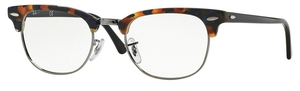 Ray Ban Glasses RX5154 Clubmaster Blue Havana