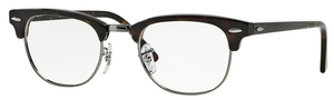 Ray Ban Glasses RX5154 Clubmaster Dark Havana