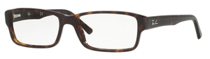 Ray Ban Glasses RX5169 Dark Havana