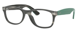 Ray Ban Glasses RX5184 New Wayfarer Grey Green Havana