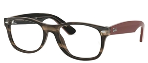 Ray Ban Glasses RX5184 New Wayfarer Havana Green