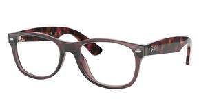 Ray Ban Glasses RX5184 New Wayfarer Opal Brown