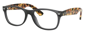 Ray Ban Glasses RX5184 New Wayfarer Opal Grey