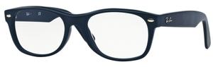 Ray Ban Glasses RX5184 New Wayfarer Sand Blue