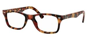 Ray Ban Glasses RX5228 Havana Brown / Grey