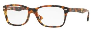 Ray Ban Glasses RX5228 Havana Brown/Grey