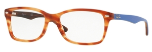 Ray Ban Glasses RX5228 LIGHT BROWN HAVANA