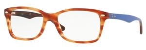Ray Ban Glasses RX5228 Light Brown Havana