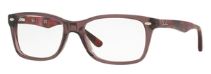 Ray Ban Glasses RX5228 Opal Brown