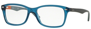 Ray Ban Glasses RX5228 Blue