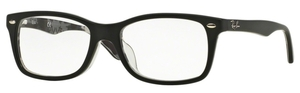 Ray Ban Glasses RX5228F Asian Fit Eyeglasses