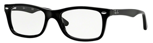 Ray Ban Glasses RX5228 Shiny Black