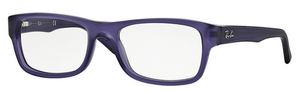Ray Ban Glasses RX5268 Matte Violet