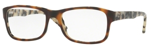 Ray Ban Glasses RX5268 Top Brown Havana/Havana Beige
