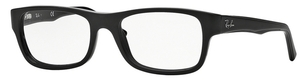 Ray Ban Glasses RX5268 Matte Black 5119