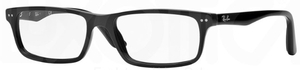 Ray Ban Glasses RX5277 Shiny Black 2000