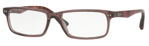 Ray Ban Glasses RX5277 Shiny Opal Brown