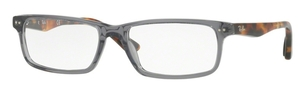 Ray Ban Glasses RX5277 Shiny Opal Grey