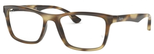 Ray Ban Glasses RX5279 Horn Beige Brown