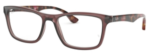 Ray Ban Glasses RX5279 Shiny Opal Brown