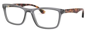 Ray Ban Glasses RX5279 Shiny Opal Grey