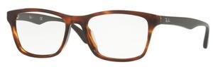 Ray Ban Glasses RX5279F Asian Fit Havana