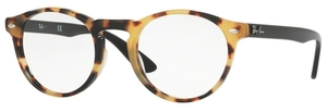 Ray Ban Glasses RX5283 Yellow Havana 5608