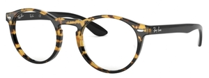 Ray Ban Glasses RX5283 Yellow Havana