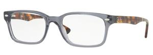 Ray Ban Glasses RX5286 Shiny Grey